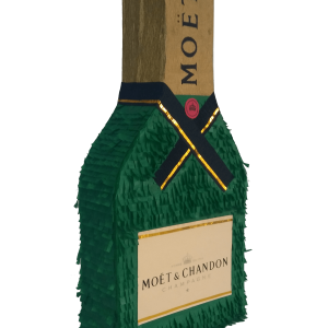 Piñata Botella Champagne