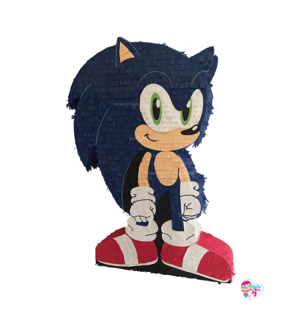 Piñata Sonic
